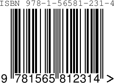 25 ISBN Barcode Images